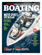 BOATING Magazine Cover Photo